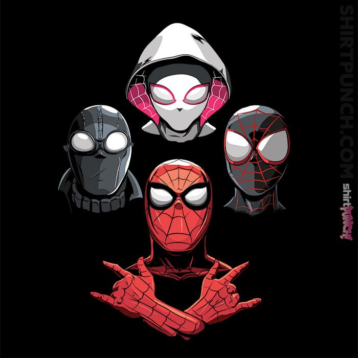 ShirtPunch: Arachnid Rhapsody