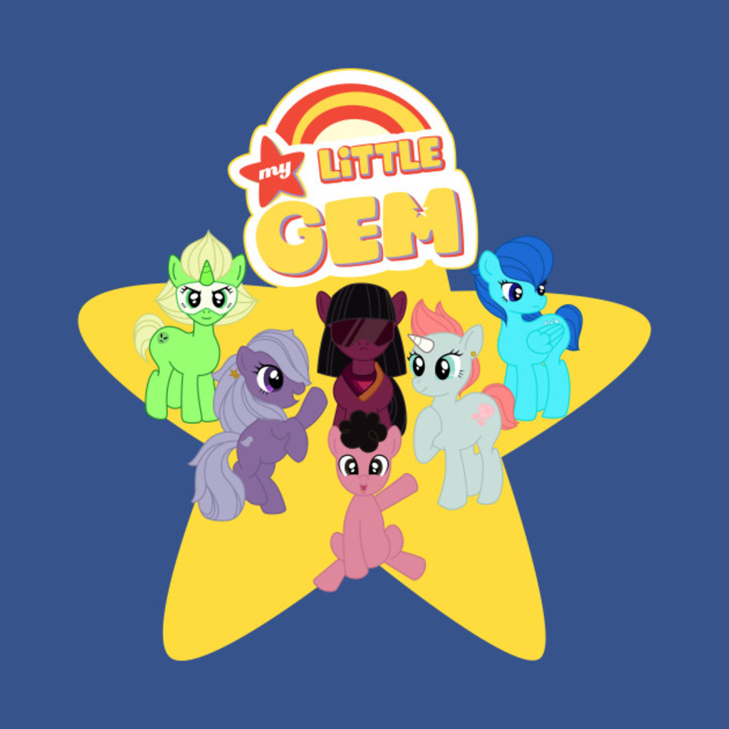 TeePublic: My Little Gem T-Shirt