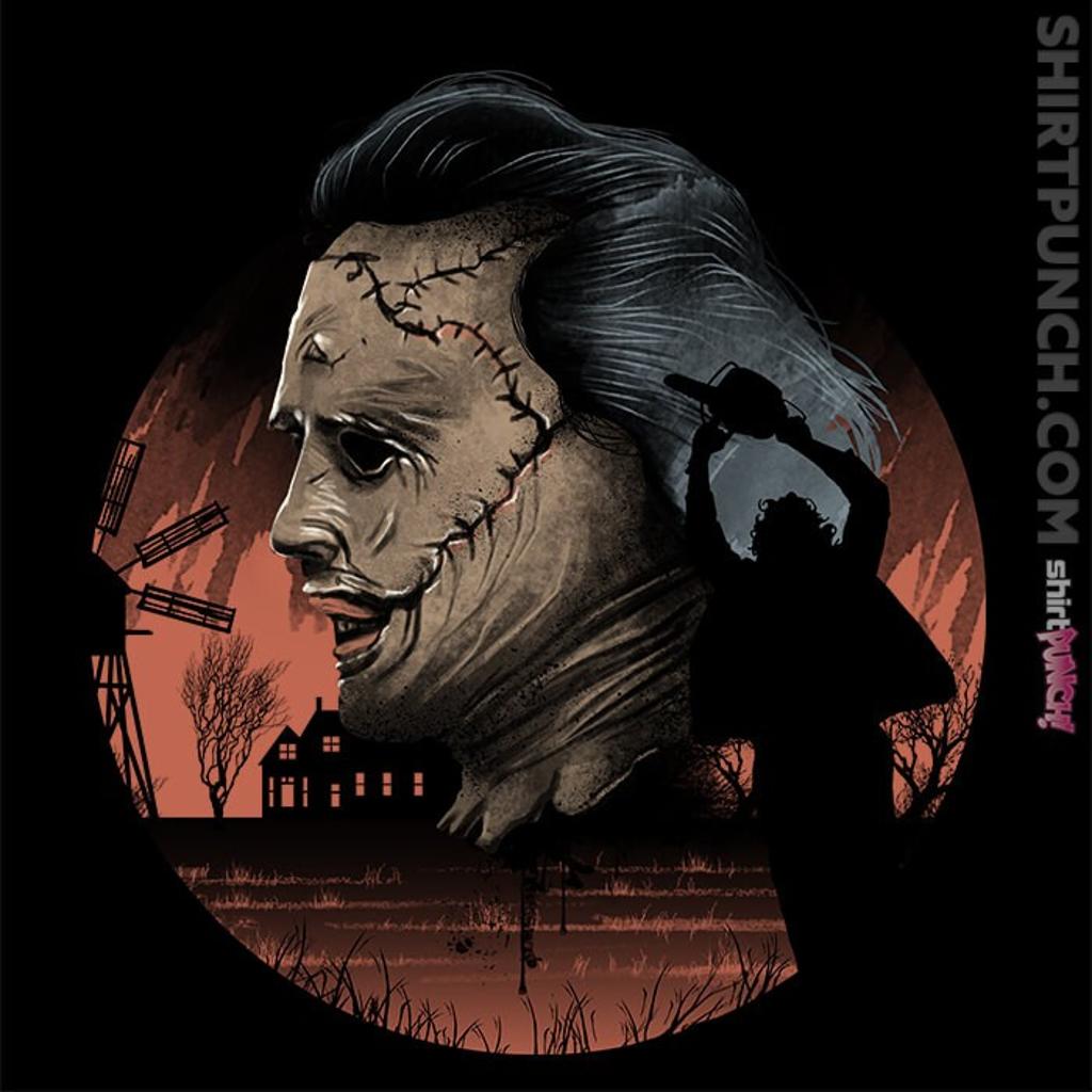 ShirtPunch: Texas Cannibal