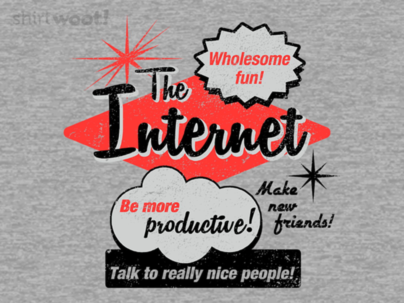 Woot!: The Internet