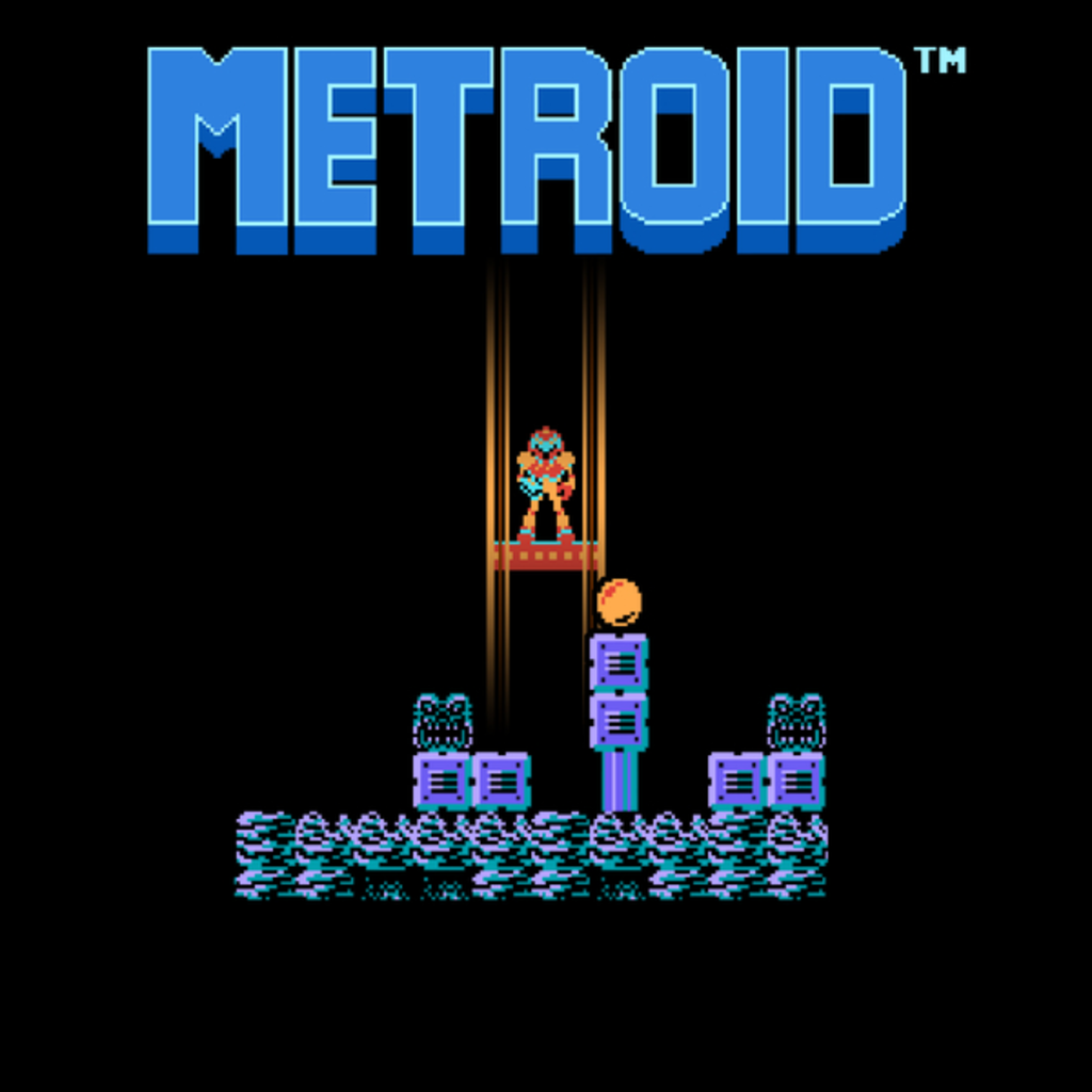 NeatoShop: Metroid - Elevator Action