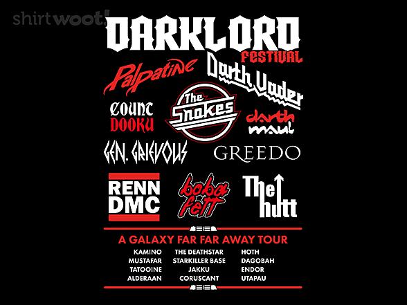 Woot!: Darklord Festival