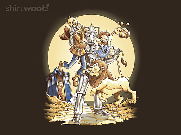 Woot!: Planet Of Oz