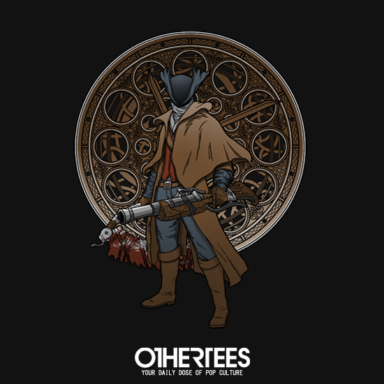 OtherTees: Fear the blood.