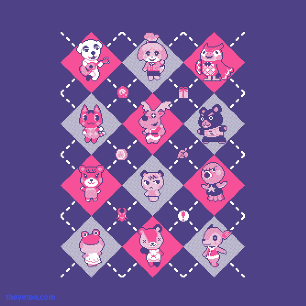 The Yetee: Friendly Villagers
