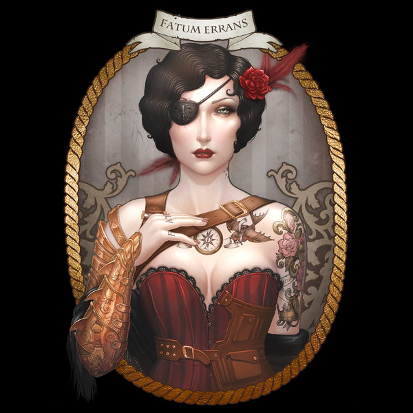 NeatoShop: Macarena Steampunk