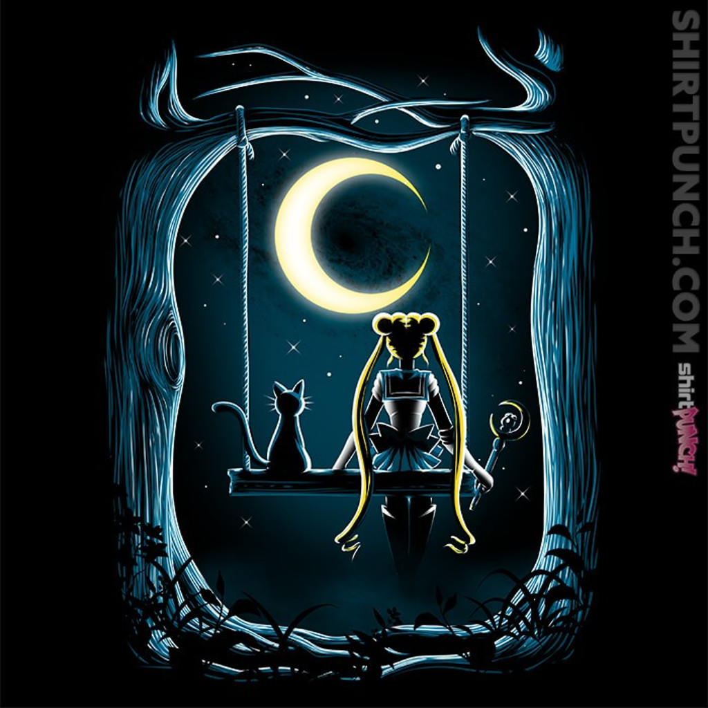 ShirtPunch: Guardian Under The Moon