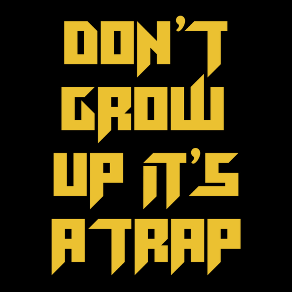 NeatoShop: Don't Grow Up!
