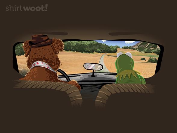 Woot!: Classic Road Trip Adventure