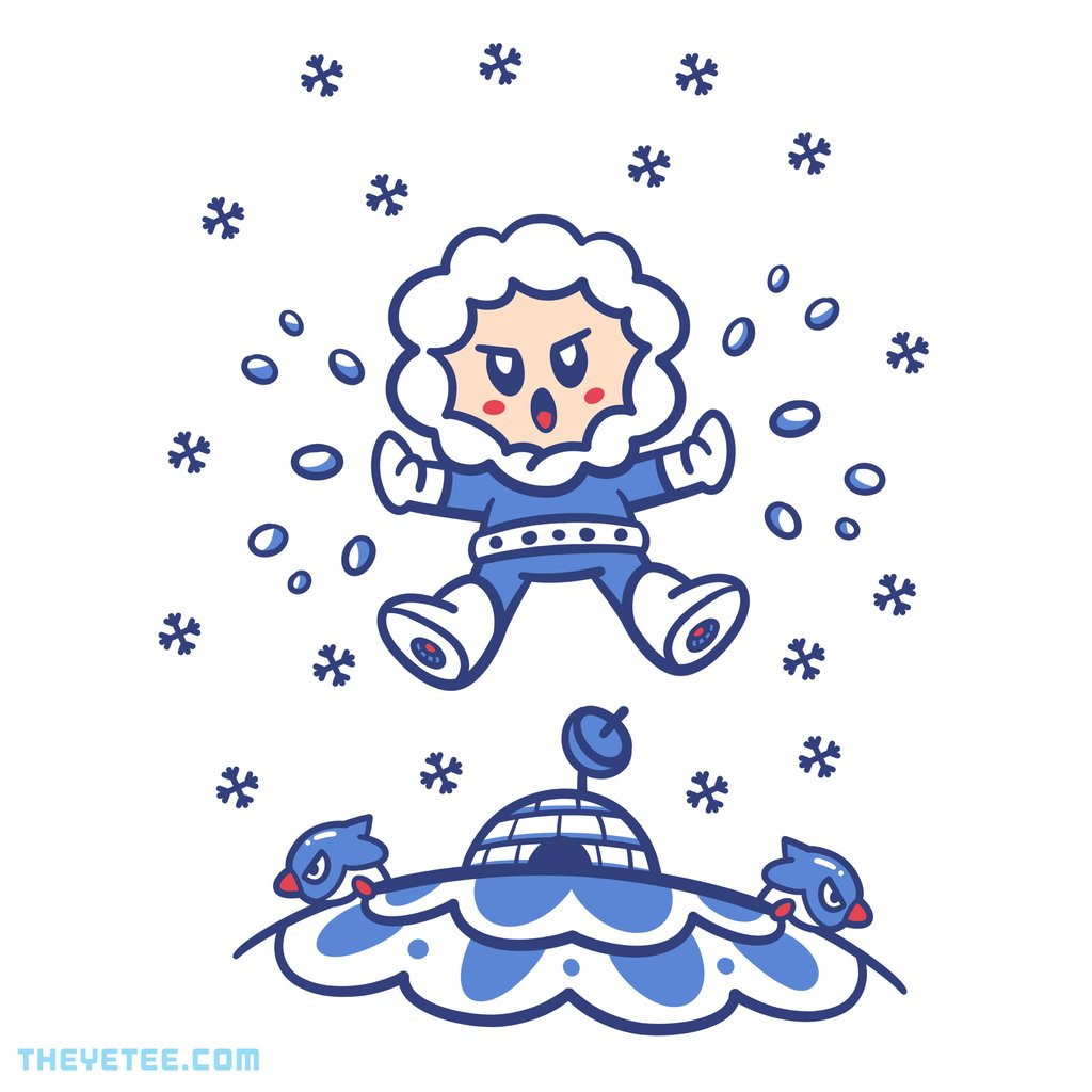 The Yetee: Cold Outside