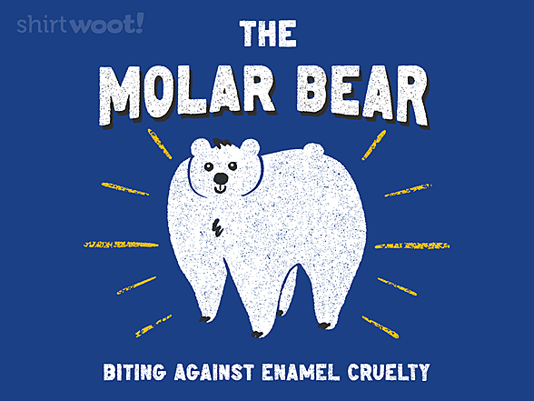 Woot!: The Molar Bear