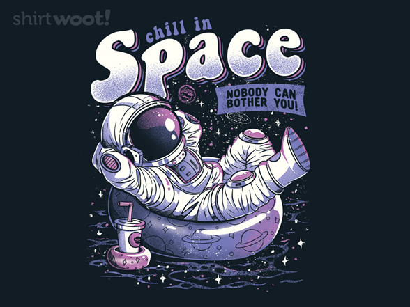 Woot!: Chilling in Space