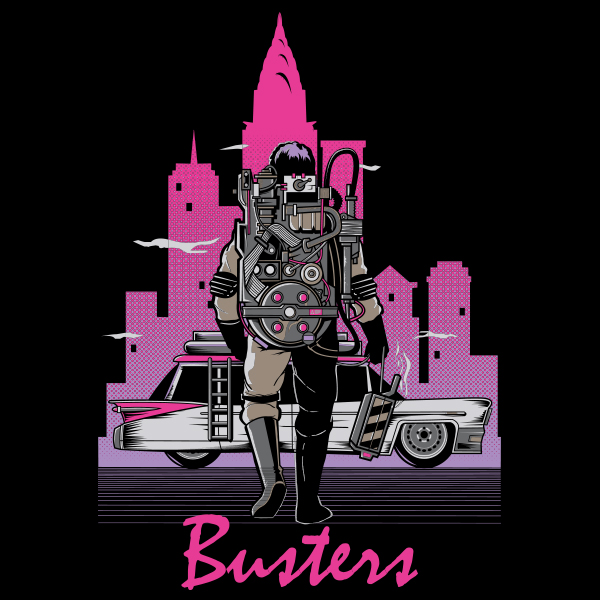 GraphicLab: Busters