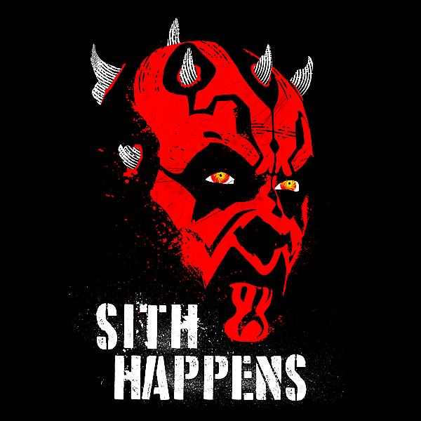 NeatoShop: Sith Happens Maul