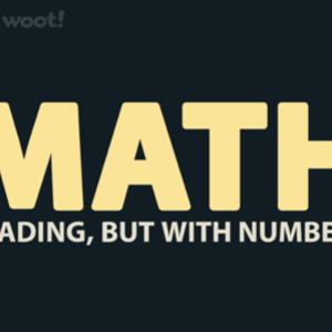 Woot!: Math