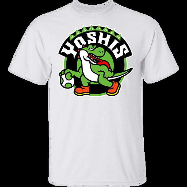 Pop-Up Tee: Team Yoshis