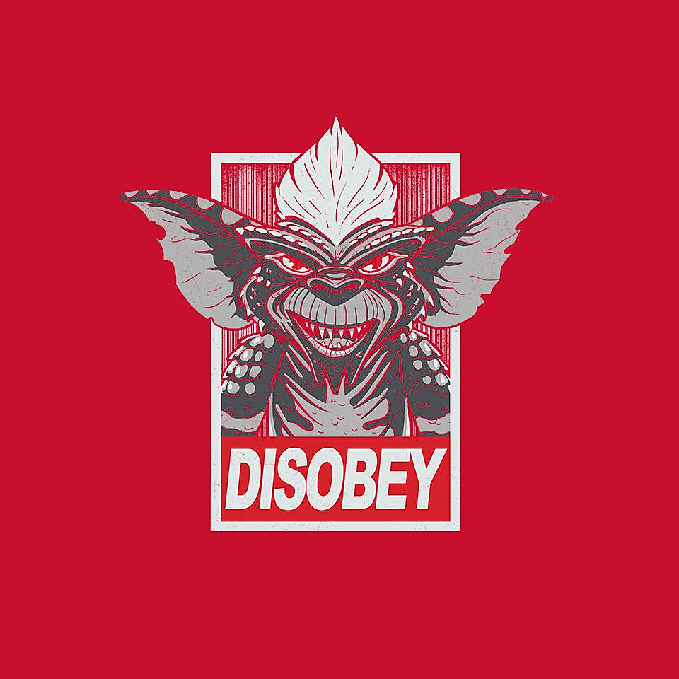 TeeFury: Disobey the Rules