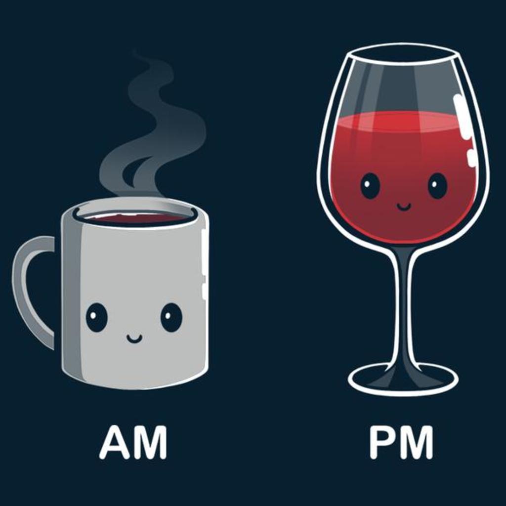 TeeTurtle: Wine O'Clock