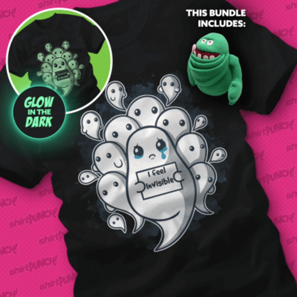 ShirtPunch: Catch the Ghosts Bundle