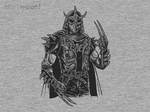 Woot!: Punk Shredder