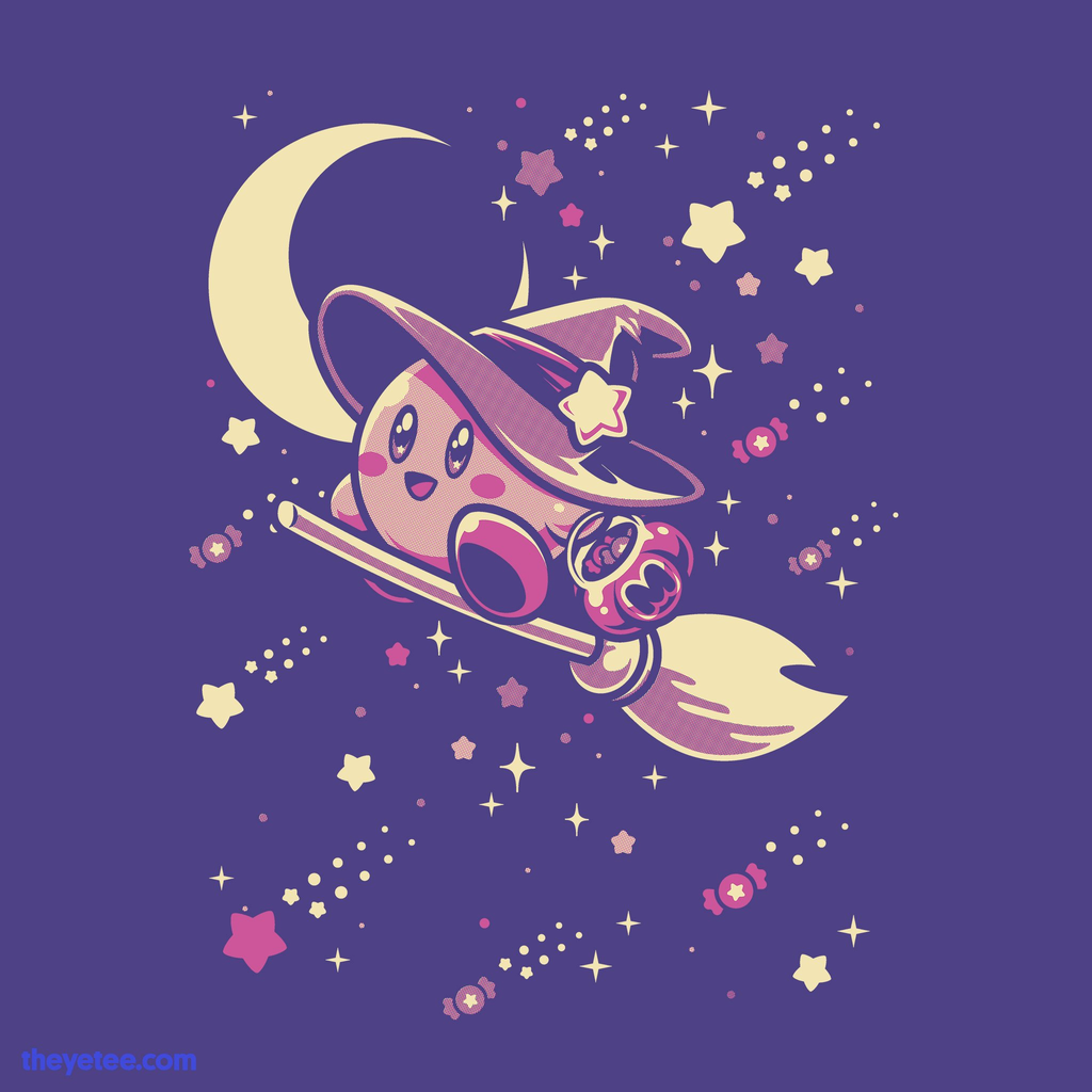 The Yetee: Trick or Treat
