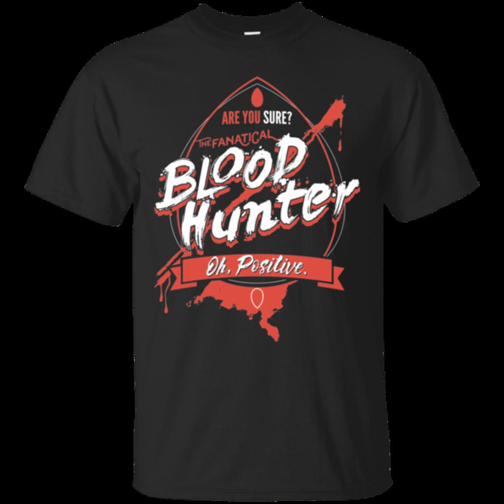 Pop-Up Tee: Blood Hunter