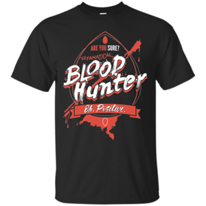 Pop-Up Tee: Blood Hunter