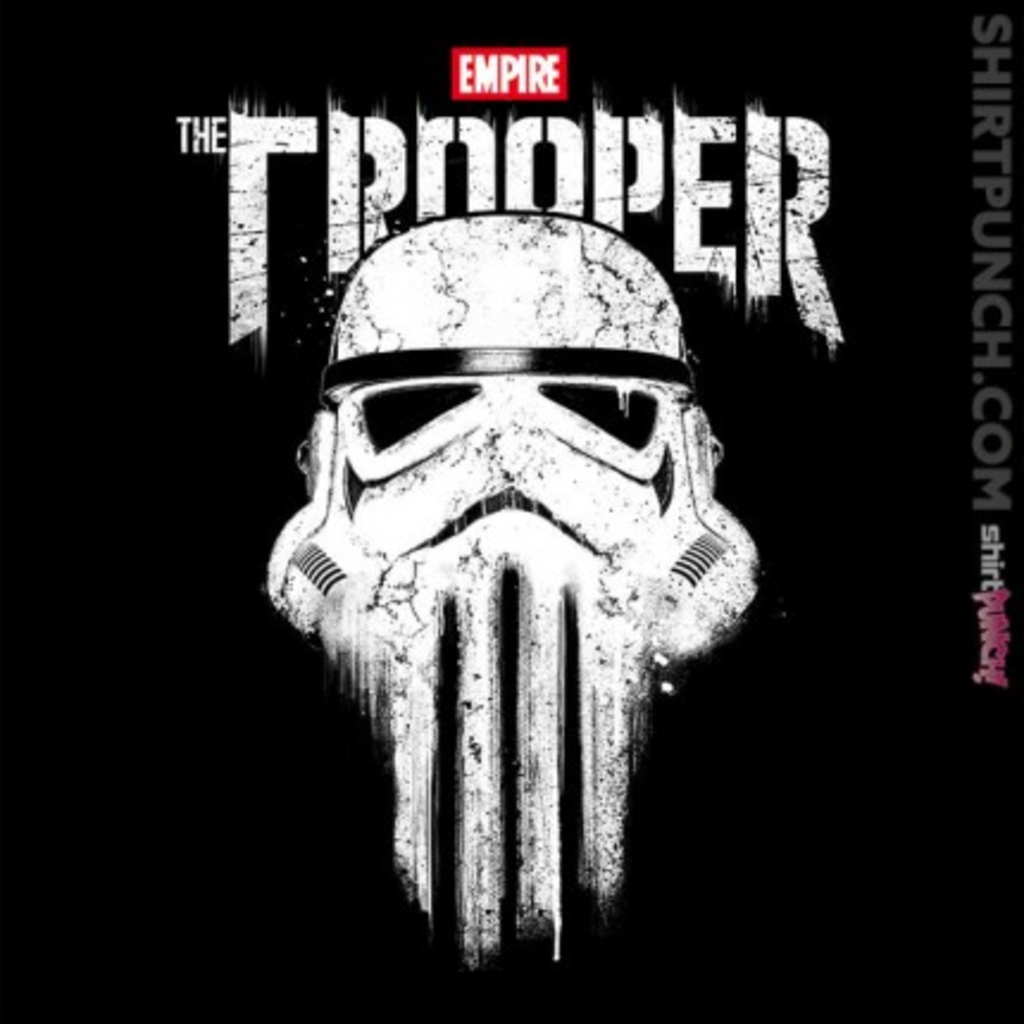 ShirtPunch: The Trooper
