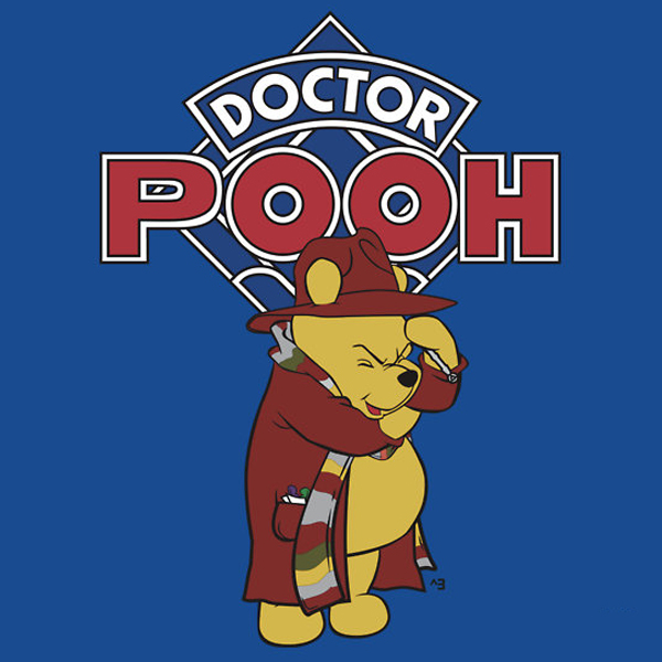 GraphicLab: Doctor Pooh