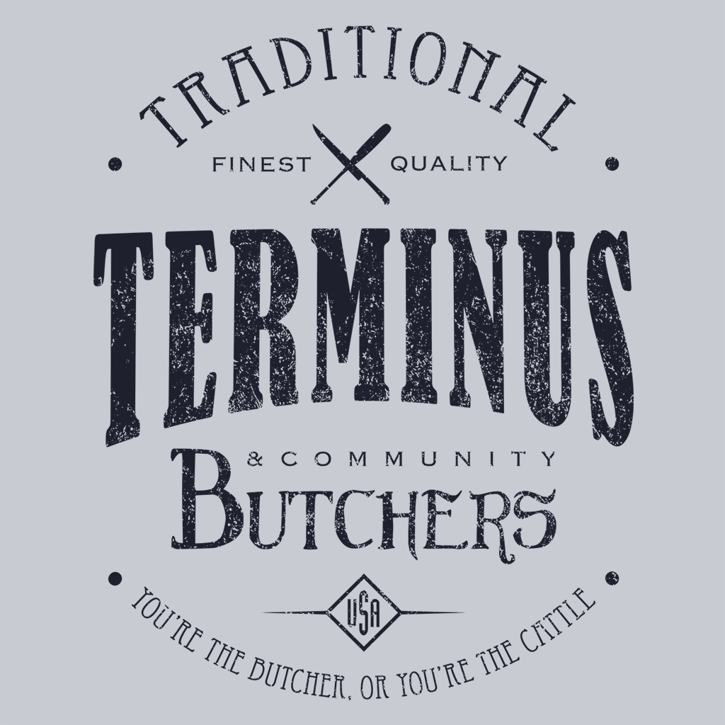 Pop-Up Tee: Terminus Butchers