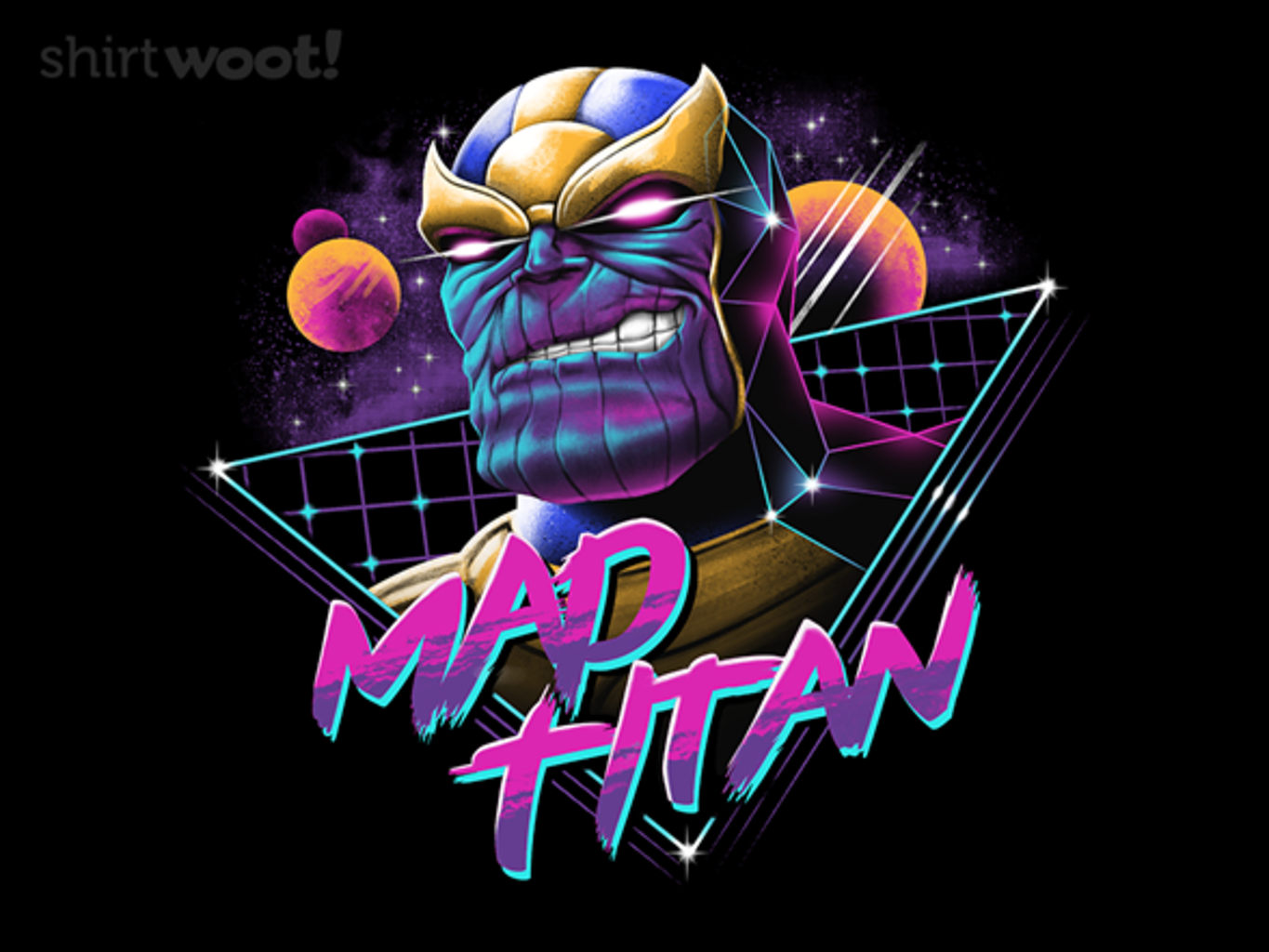 Woot!: Rad Mad Titan