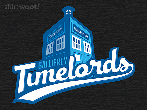 Woot!: The Timelords