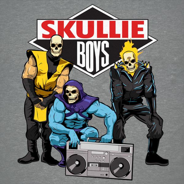 NeatoShop: Skullie Boys