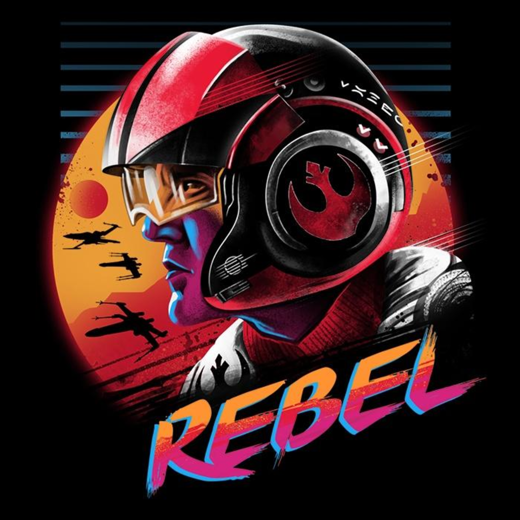 Once Upon a Tee: Rad Rebel