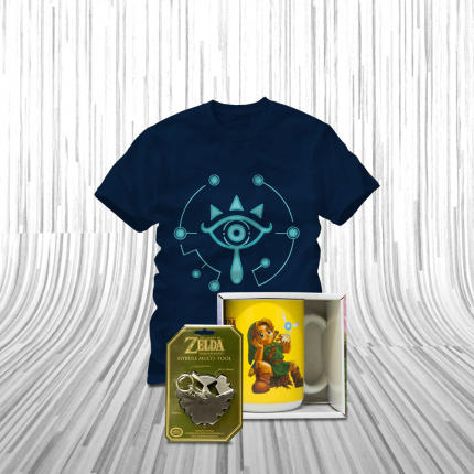 ShirtPunch: The Hyrule Hero Bundle