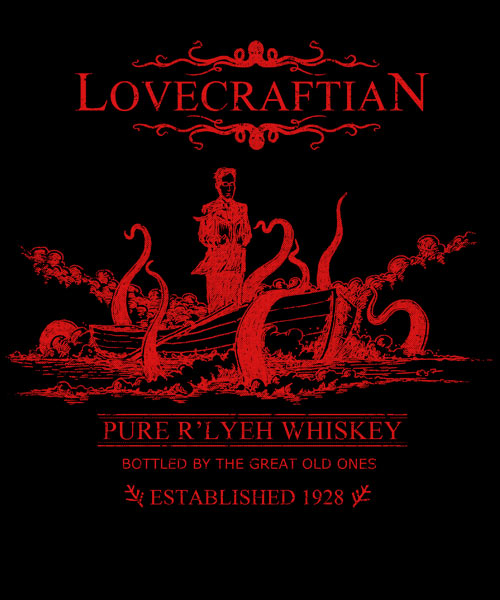 EnTeeTee: R'lyeh Whiskey