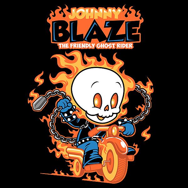 NeatoShop: Johnny Blaze