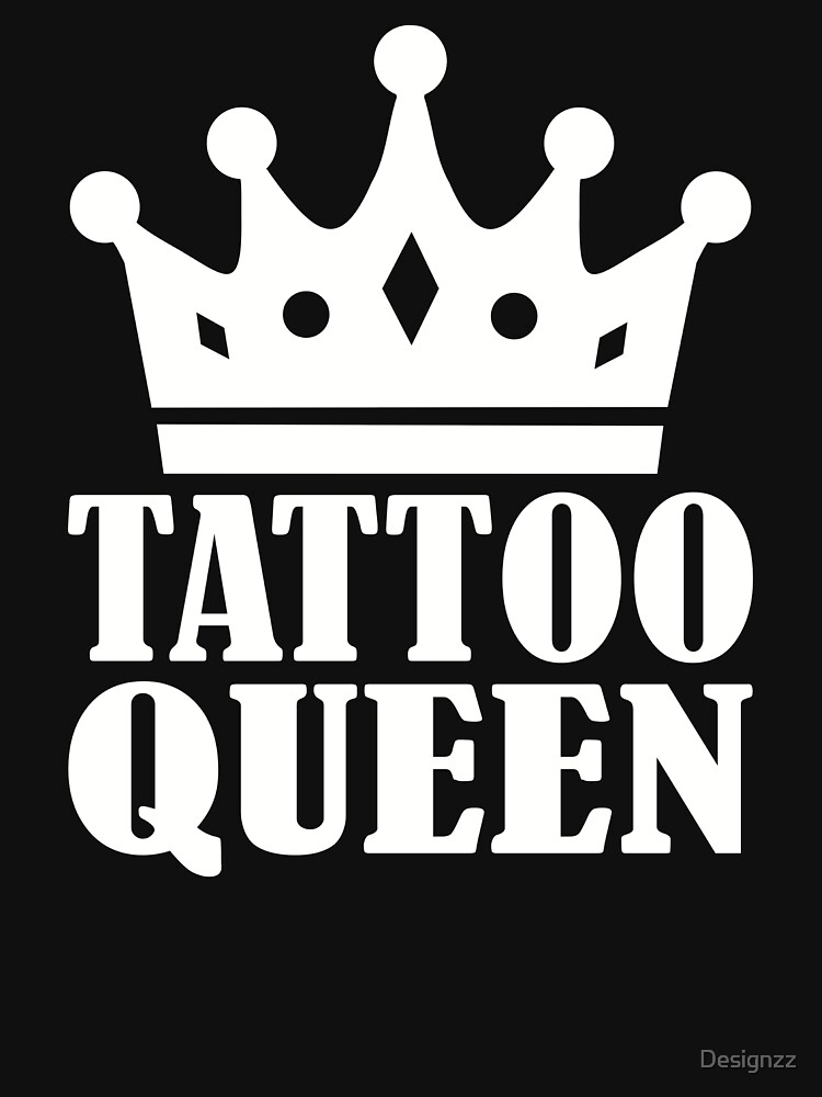 RedBubble: Tattoo queen