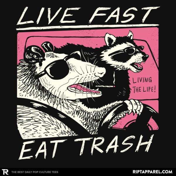 Ript: Live Fast! Eat Trash!