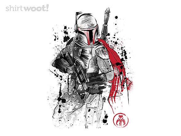 Woot!: Watercolor Hunter