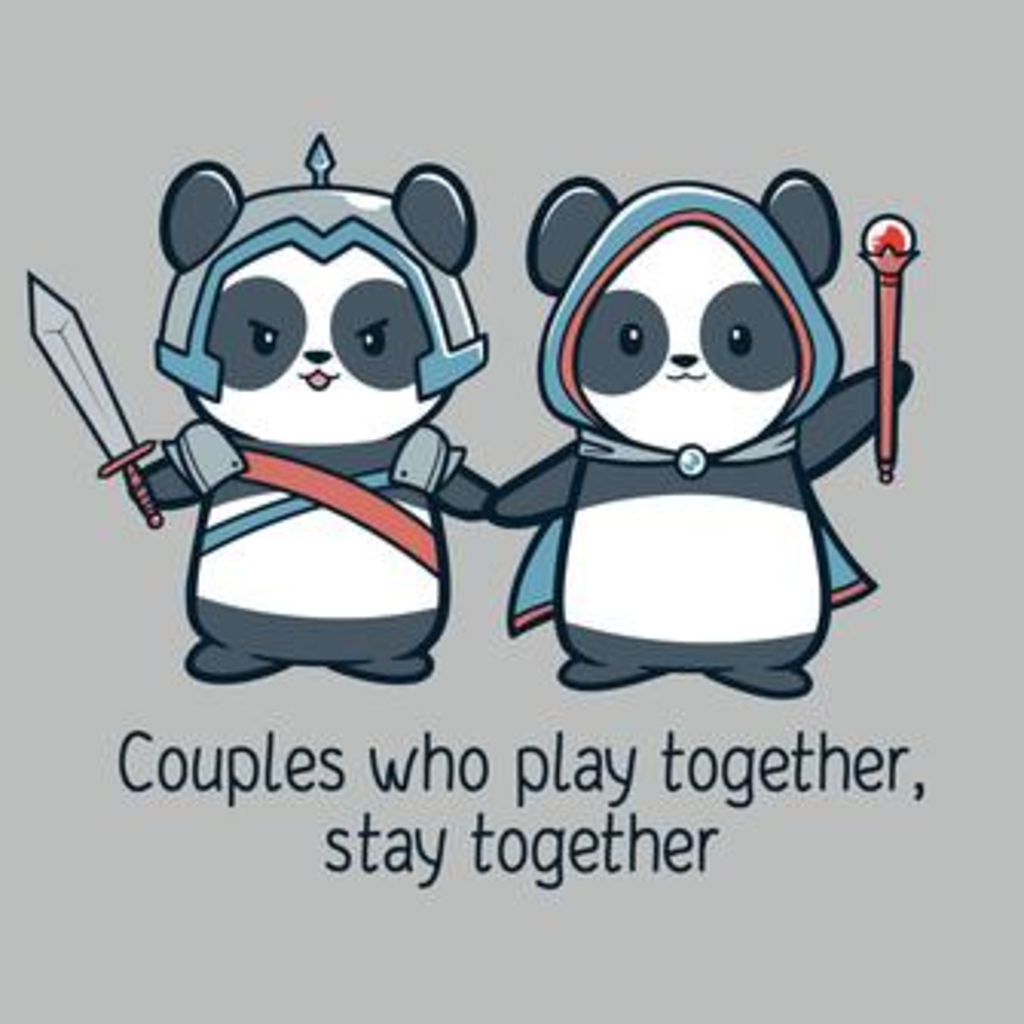 TeeTurtle: Couples Who Play Together Stay Together