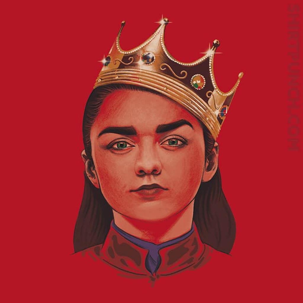 ShirtPunch: The Notorious Princess