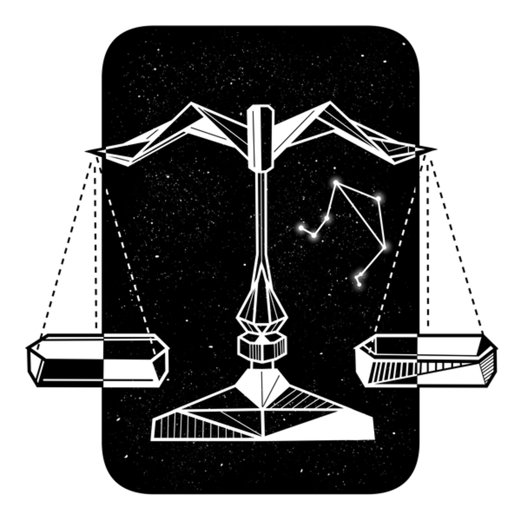 NeatoShop: Libra Justice zodiac sign