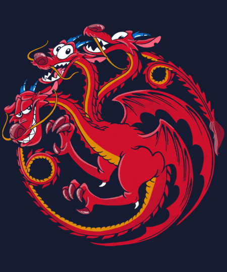 Qwertee: Dragon! Not lizard!