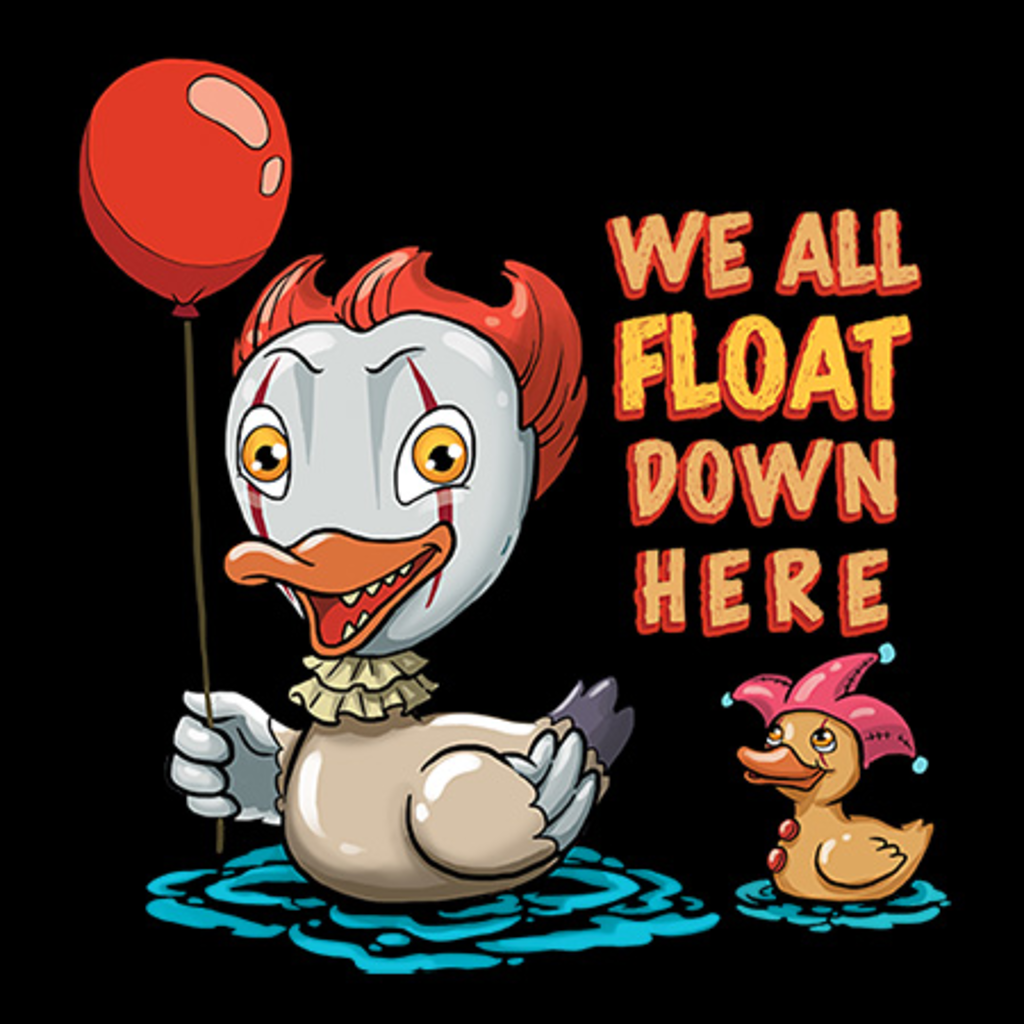 MeWicked: We All Float Down Here (Pennywise Rubber Ducks)