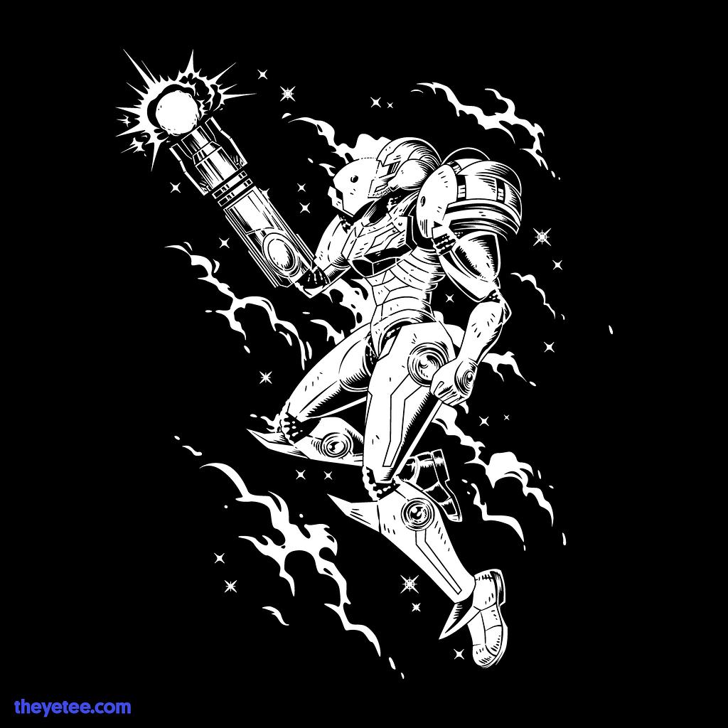 The Yetee: Behind The Suit