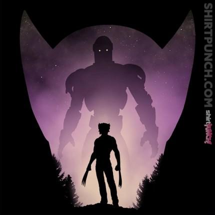 ShirtPunch: Mutant vs Sentinel