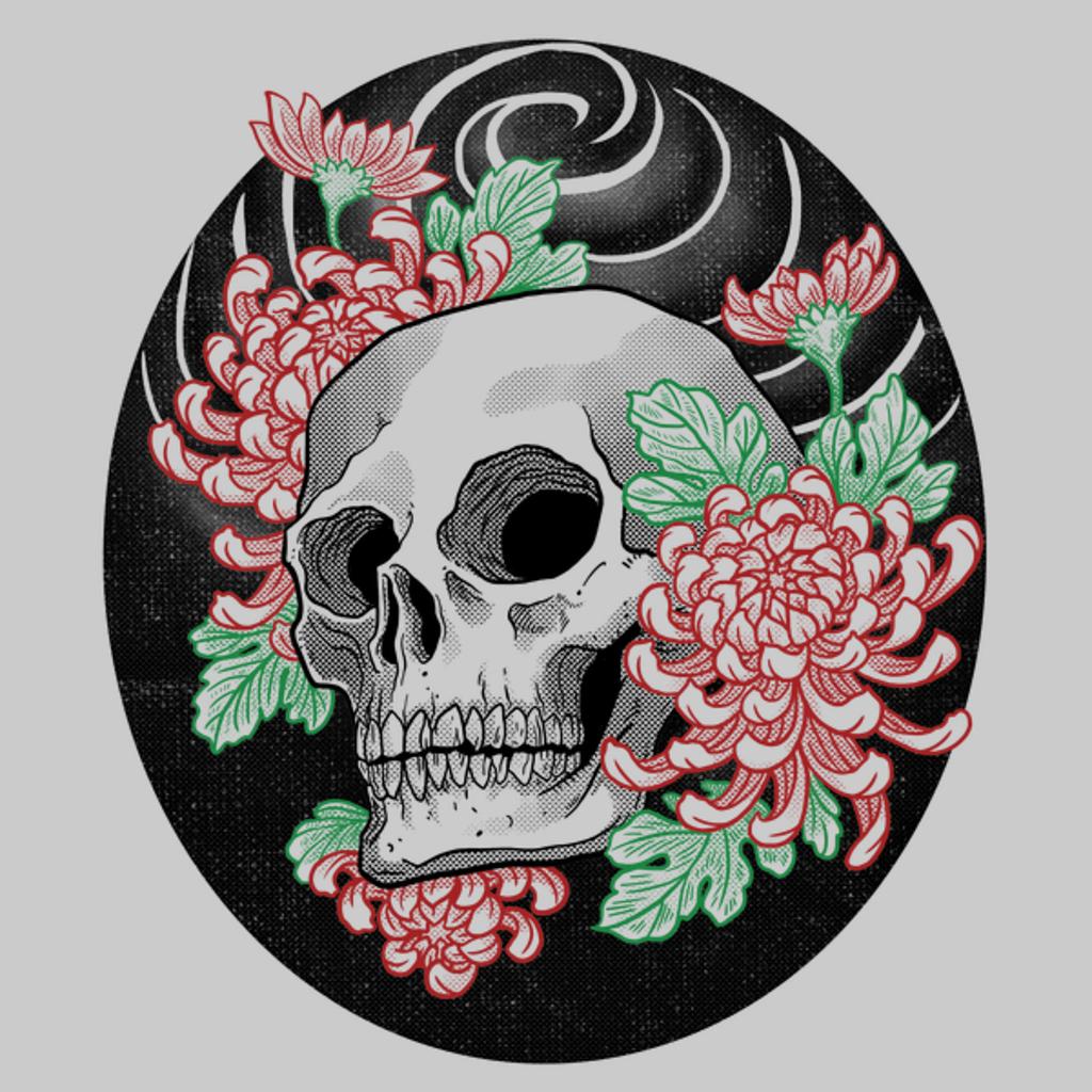 NeatoShop: Skull Flowers