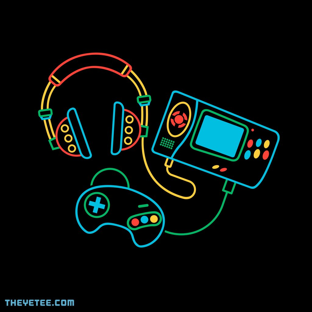 The Yetee: SuperNomad by Ronnie Araya