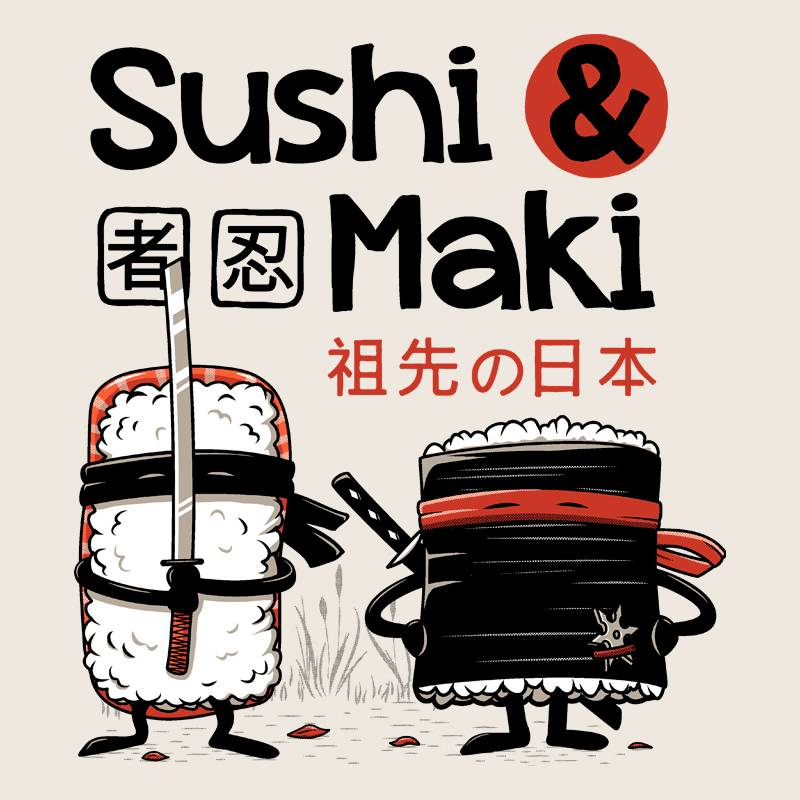 Pampling: Sushi & Maki